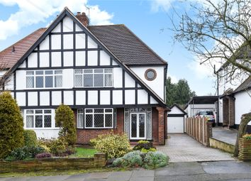 Thumbnail 5 bed semi-detached house for sale in South Walk, West Wickham