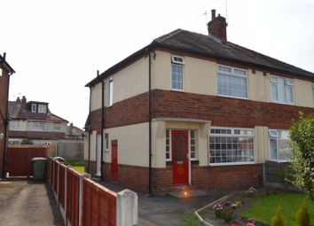 Thumbnail 3 bed semi-detached house to rent in Kingston Gardens, Leeds