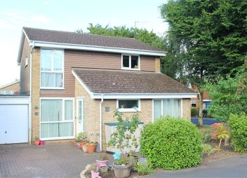 Thumbnail 4 bed detached house to rent in Corinium Gate, St Albans, Hertfordshire