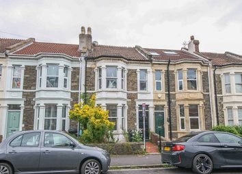 Thumbnail 3 bed terraced house for sale in Addison Road, Victoria Park, Bristol