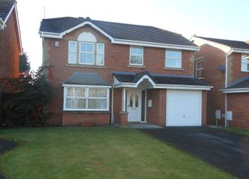 Thumbnail 4 bedroom detached house to rent in Church Walk, Fulwood, Preston