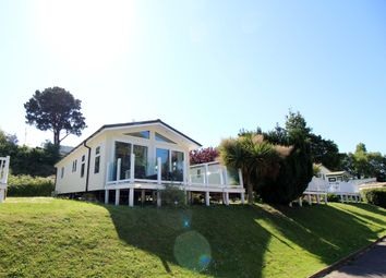 Thumbnail 2 bedroom mobile/park home for sale in Rockley Park, Hamworthy, Poole