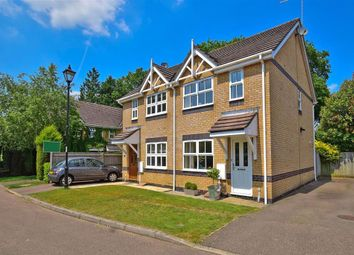 Thumbnail 2 bed semi-detached house for sale in Nyes Lane, Southwater, West Sussex