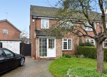 Thumbnail 3 bed semi-detached house for sale in Halifax Road, Maidenhead, Berkshire