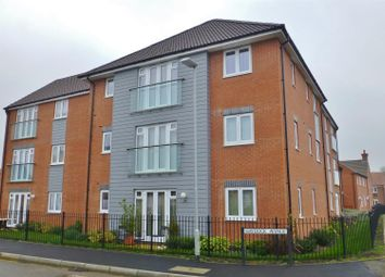 Thumbnail 2 bed flat for sale in The Courtyard, Main Road, Barleythorpe, Oakham