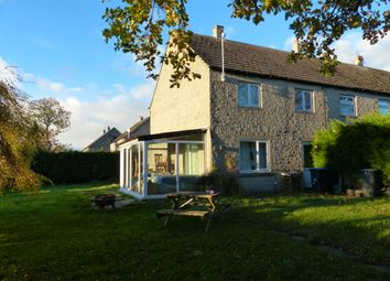 Thumbnail 3 bed semi-detached house for sale in The Hallsteads, Kniveton Nr Ashbourne Derbyshire