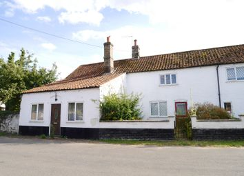 Thumbnail 3 bed cottage for sale in West End, Northwold