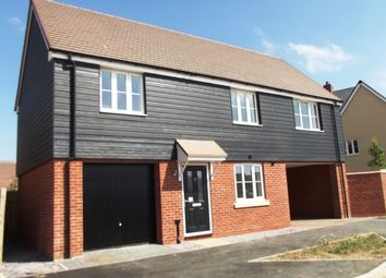 Thumbnail 2 bed property to rent in Parry Rise, Biggleswade