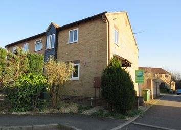 Thumbnail 2 bed semi-detached house to rent in St. James Close, Belper