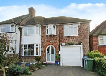 Thumbnail 4 bedroom semi-detached house for sale in West Hill, Wembley