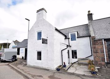 Thumbnail 5 bed cottage for sale in Main Street, Lochinver, Sutherland