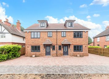 Thumbnail 4 bed semi-detached house for sale in Sandlands Grove, Walton On The Hill