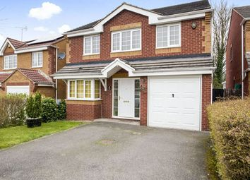 Thumbnail 4 bed detached house to rent in Oak Apple Crescent, Ilkeston