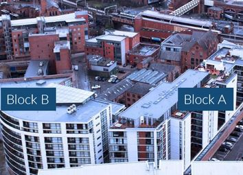 Thumbnail 1 bed flat for sale in Jordan Street, Manchester, Greater Manchester