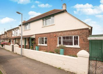 Thumbnail 4 bed semi-detached house for sale in Eastwood Road, Bexhill-On-Sea