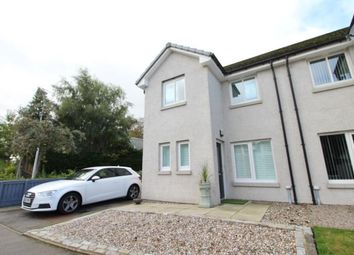 Thumbnail 3 bedroom semi-detached house to rent in 1 Polo Park, Stoneywood, Aberdeen