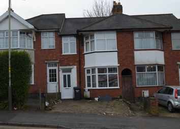 Thumbnail 3 bed town house for sale in St. Saviours Road, North Evington