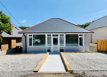 Thumbnail 3 bed detached bungalow for sale in Homer Park, Plymstock, Plymouth