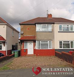 2 bed semi-detached house for sale in Crockford Road, West Bromwich B71