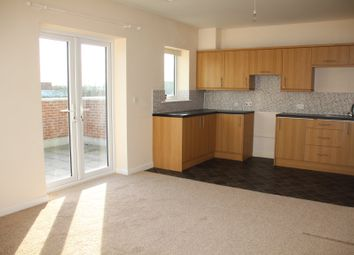 Thumbnail 2 bedroom flat to rent in Lichfield Road, Walsall Wood, Walsall