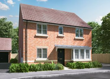 "Thumbnail 4 bedroom detached house for sale in ""The Pembroke"" at Pamington, Tewkesbury"