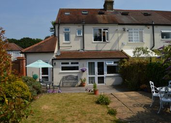 Thumbnail 4 bed semi-detached house for sale in Osborne Road, Hornchurch