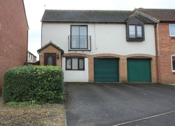 Thumbnail 2 bed maisonette for sale in Hollybush Close, Chippenham