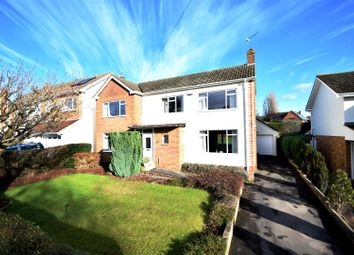 Thumbnail 4 bedroom detached house for sale in Grove Avenue, Coombe Dingle, Bristol