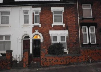 Thumbnail 3 bedroom terraced house for sale in Gilman Street, Stoke-On-Trent, Staffordshire