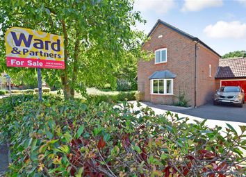 Thumbnail 3 bed detached house for sale in Shipley Mill Close, Kingsnorth, Ashford, Kent