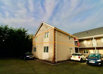 Thumbnail 2 bed flat for sale in Llys Marcwis, Ffordd Caergybi, Llanfairpwllgwyngyll, Isle Of Anglesey