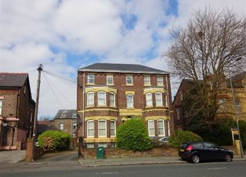 Thumbnail 3 bed flat to rent in Croxteth Road, Liverpool, Merseyside