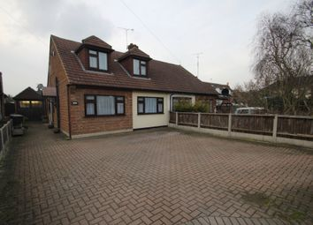 Thumbnail 4 bed property for sale in Main Road, Hawkwell, Hockley