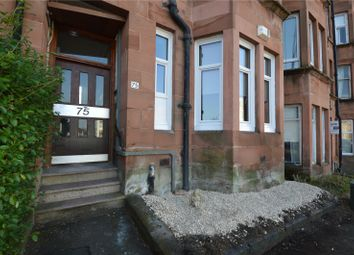 Thumbnail 1 bed flat for sale in Tankerland Road, Glasgow, Lanarkshire