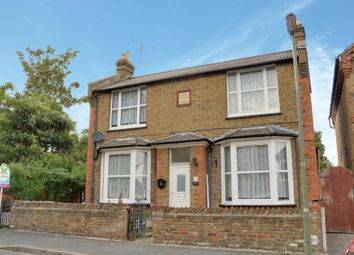 Thumbnail 3 bed detached house for sale in Hythe Road, Staines