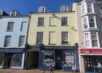 Thumbnail 1 bed flat to rent in High Street, Ilfracombe