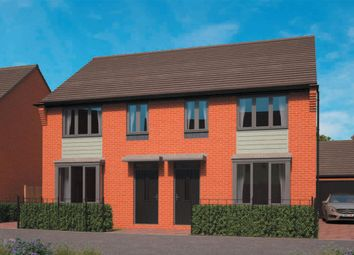 "Thumbnail 3 bed end terrace house for sale in ""Archford"" at Lawley Drive, Lawley, Telford"