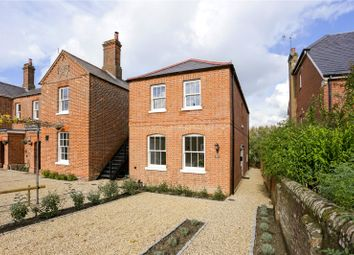 Thumbnail 2 bed semi-detached house for sale in The Old Police House, Park Street, Hungerford, Berkshire