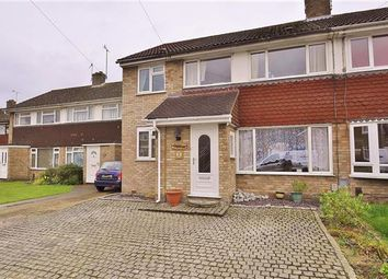 Thumbnail 4 bed semi-detached house for sale in Cradlebridge Drive, Willesborough, Ashford