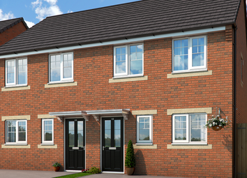 "Thumbnail 3 bedroom property for sale in ""The Hawthorn At Sheraton Park"" at Main Road, Dinnington, Newcastle Upon Tyne"