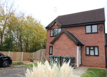 Thumbnail 1 bed flat to rent in Aldwych Close, Nuthall, Nottingham