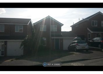 Thumbnail 3 bed detached house to rent in Hindscarth Crescent, Mickleover, Derby