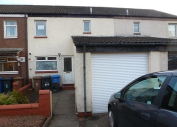 Thumbnail 3 bed terraced house to rent in Bencleuch Place, Irvine, Ayrshire KA11,