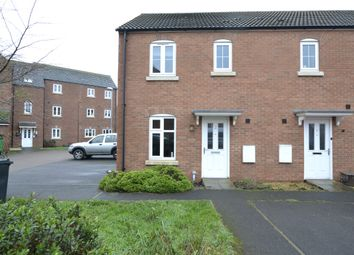 2 bed end terrace house for sale in St Athan Close Kingsway, Quedgeley, Gloucester, Gloucestershire GL2