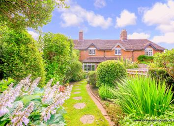 Thumbnail 2 bed cottage for sale in Hill Cottages, St Ann's Hill, Chertsey