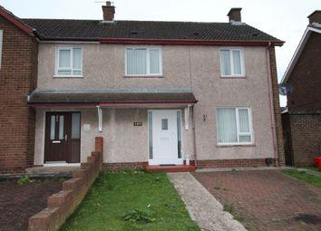 Thumbnail 3 bed terraced house for sale in Glenkeen Avenue, Greenisland
