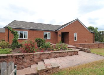 Thumbnail 3 bed detached bungalow for sale in Longtown Road, Brampton, Cumbria