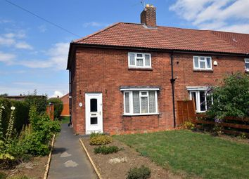 Thumbnail 3 bed town house for sale in Highfield Road, Malton