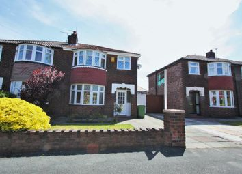 Thumbnail 3 bed semi-detached house to rent in Derwent Road, Warrington