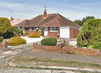 Thumbnail 3 bed semi-detached bungalow for sale in Goring Way, Goring-By-Sea, Worthing